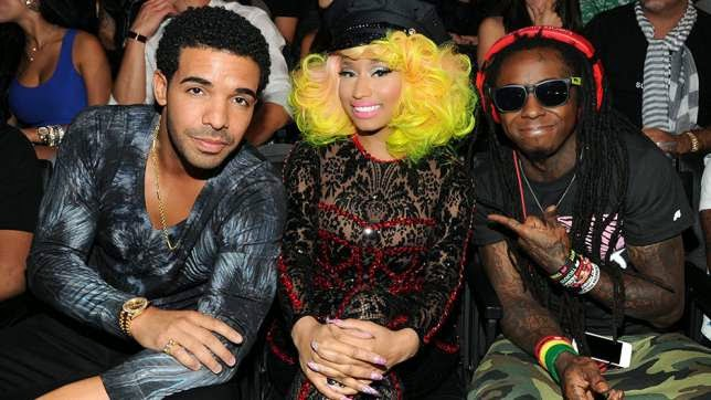 Lil Wayne And Drake And Nicki Minaj CONFESSION – Nicki M...