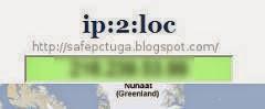 Localizar IP geograficamente grátis