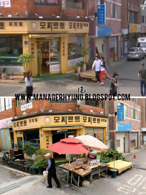 korean drama shooting location