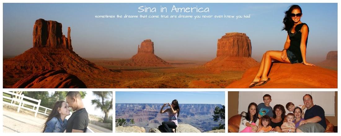 Sina in America