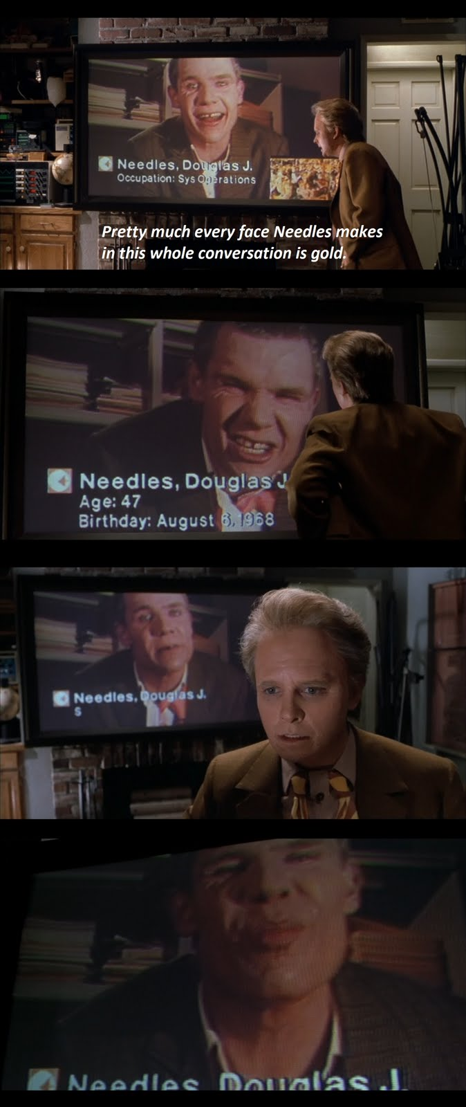 the inappropriate thesaurus back to the future funny faces