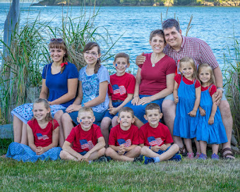 Bob & Erika Shupe and Family - Click the photo for a slide show of 2014.