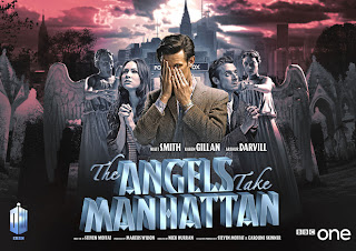 Doctor Who Season 7 The Angels Take Manhattan