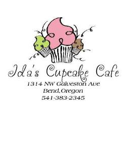 Ida's Cupcake Cafe Bend Oregon