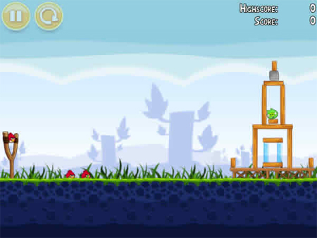 50 Web Games Developed Using HTML5 Canvas