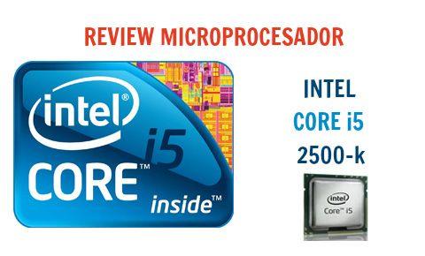 análisis del Intel core-i5 2500-k