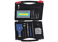 SE JT6226 19 Piece Watch Repair Tool Set