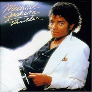 "Álbum ""Thriller"" de Michael Jackson"