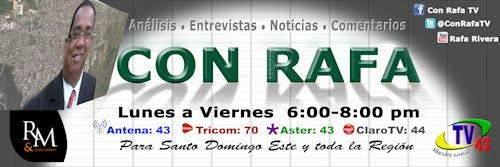 No se pierda nuestro programa...