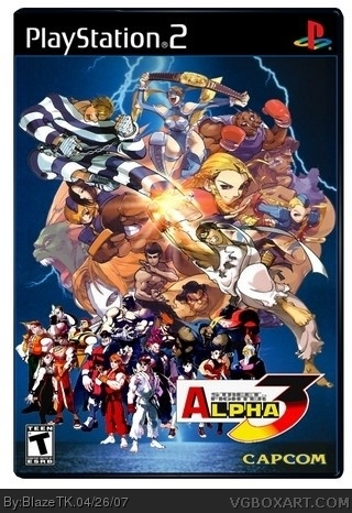 Street Fighter Alpha 3