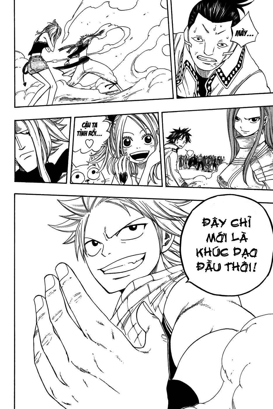 TruyenHay.Com - Ảnh 18 - Fairy Tail Chap 13