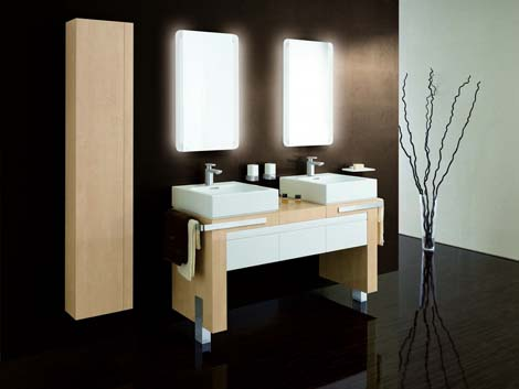 Modern bathroom furniture designs ideas an interior design for Bathroom furniture ideas
