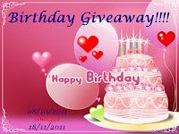 BIRTHDAY GIVEWAY!!!!