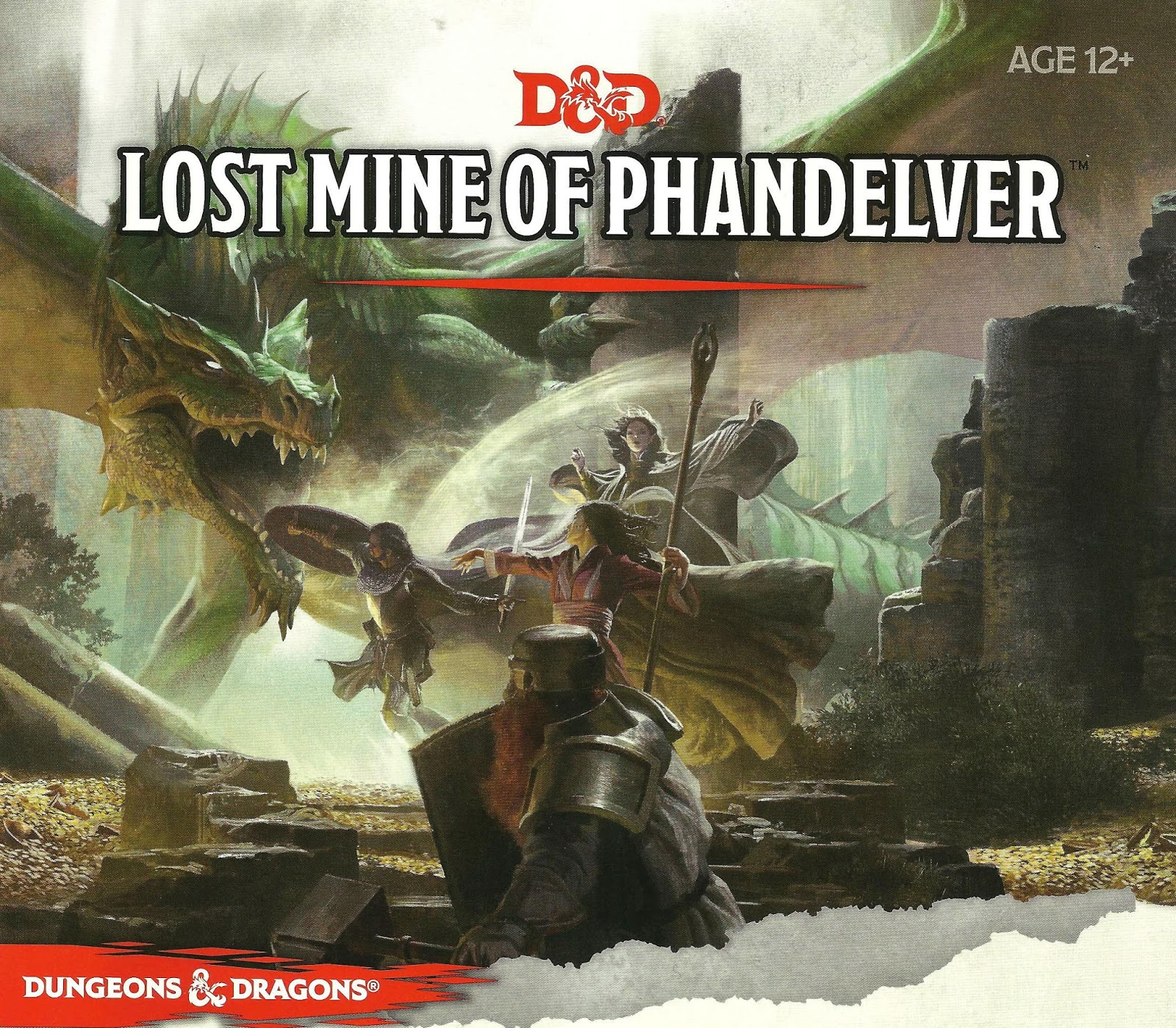Cover of Lost Mine of Phandelver