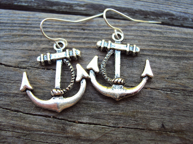sailor earrings