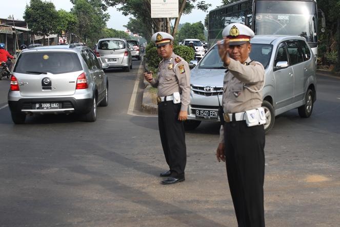 Antisipasi Membludaknya Pengunjung,  Satlantas Panggil Pemilik Pertokoan