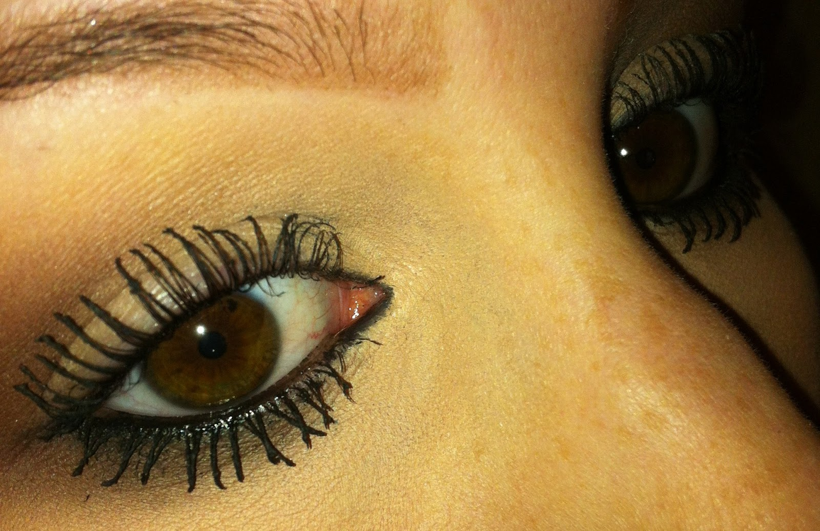 Holly Mixtures: My Amazing Eyelashes Experience: LVL Lashes Review
