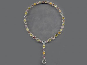 Diamond Necklace by William