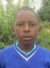 Kwizera Yves - Rwanda (RW-339), Age 11