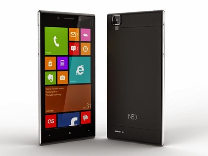 NEO M1-smartphone 2 hệ điều hành