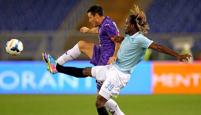 Lazio vs Fiorentina en vivo