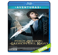 Percy Jackson Y El Ladron Del Rayo (2010) Full HD BRRip 1080p Audio Dual Latino/Ingles 5.1