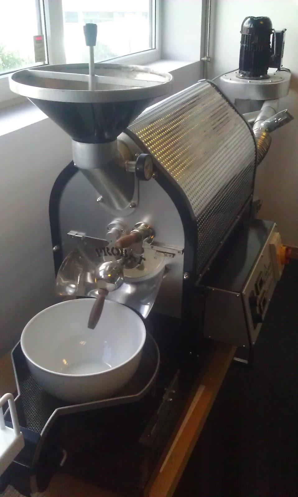 Kjøpe kaffebrenner