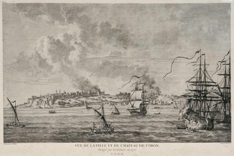 ΚΑΤΩ ΑΜΠΕΛΟΚΗΠΟΙ : Ορλωφικά, 1770