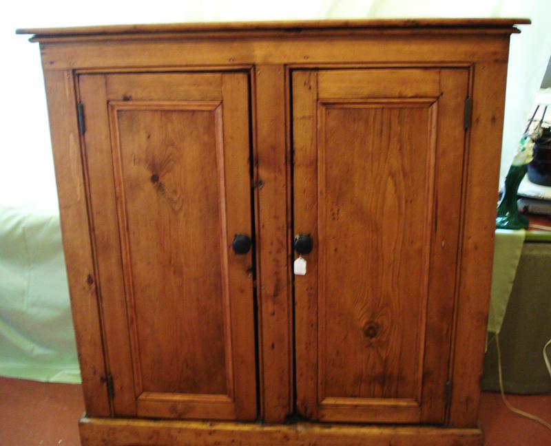 Jam Cupboard ~ Marble Bass Floor Lamp ~ Display Cabinet - Custom Antiques: Jam Cupboard ~ Marble Bass Floor Lamp ~ Display Cabinet