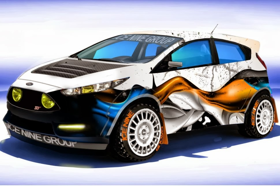 Ford Bringing 57 Vehicles to SEMA 2013