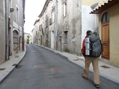 サン・ギエムの道 モンダルディエ   Montdardier Chemin de Saint-Guilhem