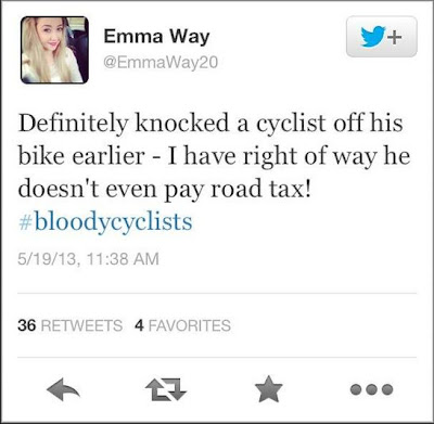 Emma Way Tweet