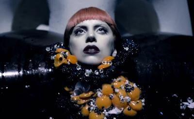 Lady Gaga Fame Steven Klein Commercial-2