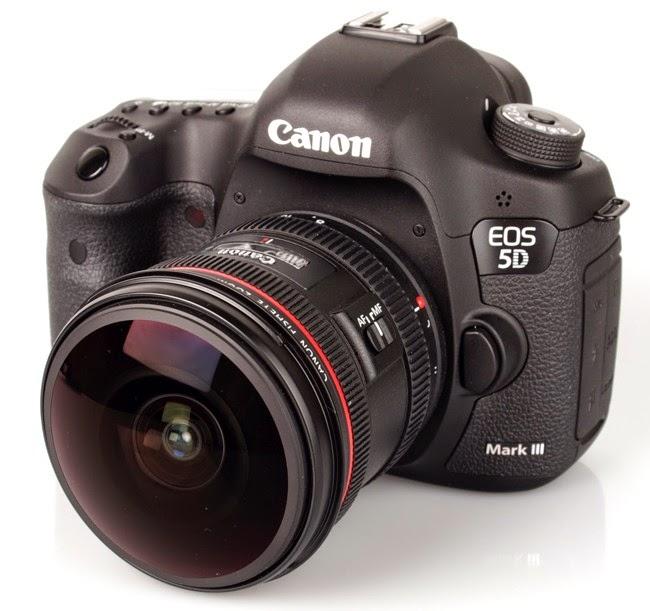 Harga kamera canon 5D