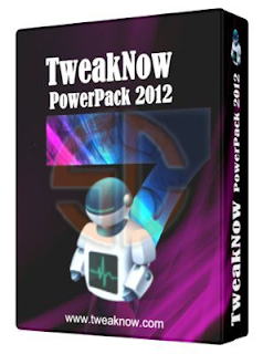 TweakNow PowerPack 2012 Full Patch keygen