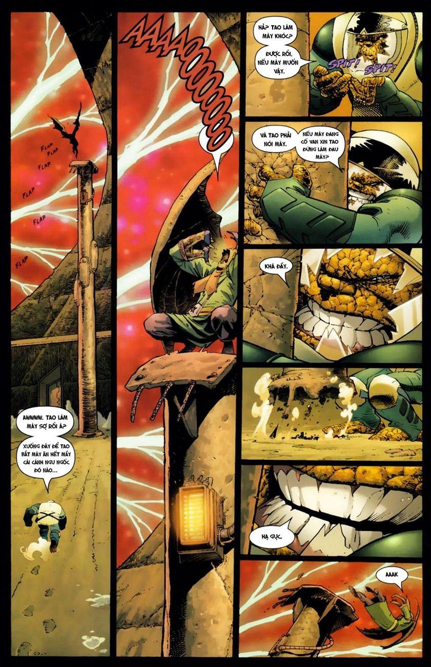 Ultimate Fantastic Four chap 17 - Trang 7