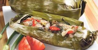 bumbu pepes ikan tongkol