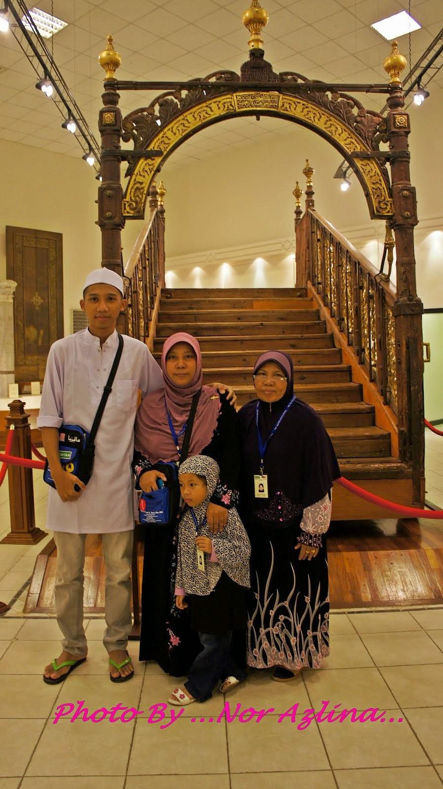 Perjalanan umrah bersama keluarga (hidayah travel) 2012 SILA KLIK PD GAMBAR UNTUK BACA CACATAN