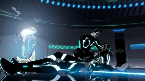 Tron just died in your arms tonight. It must have been something you said.