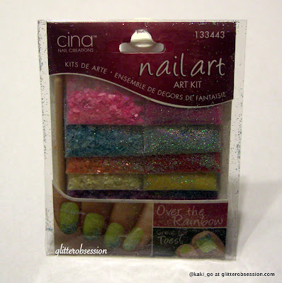 Cina Nail Art Kit in Over the Rainbow