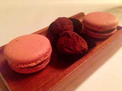Stitch and Bear - Restaurant Forty One - Petits Fours