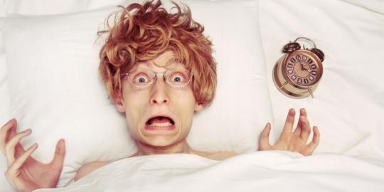 Beberapa Jenis Gangguan Tidur