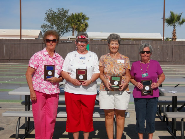 2013 Ladies Singles Consolation