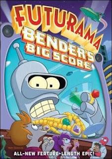Futurama – El Gran Golpe de Bender Online