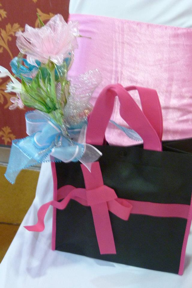 Chenta nana review door gifts for Idea door gift untuk vip