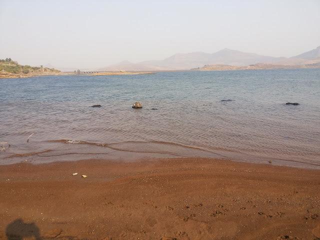 A ride to Pawana Lake