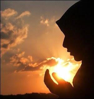 Gambar DP BBM Doa Istri Ibu Tercinta Islami