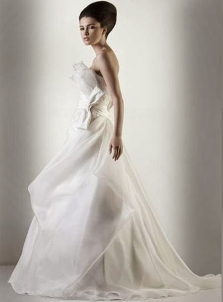 Reem Zeidan 2014 Spring Bridal Collection