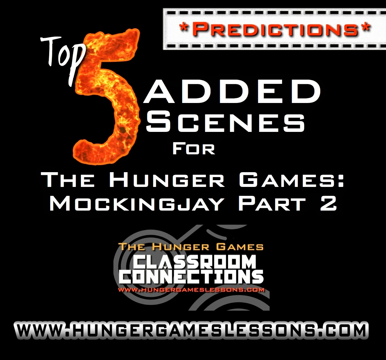 Predicted Additional Scenes for Mockingjay Part 2