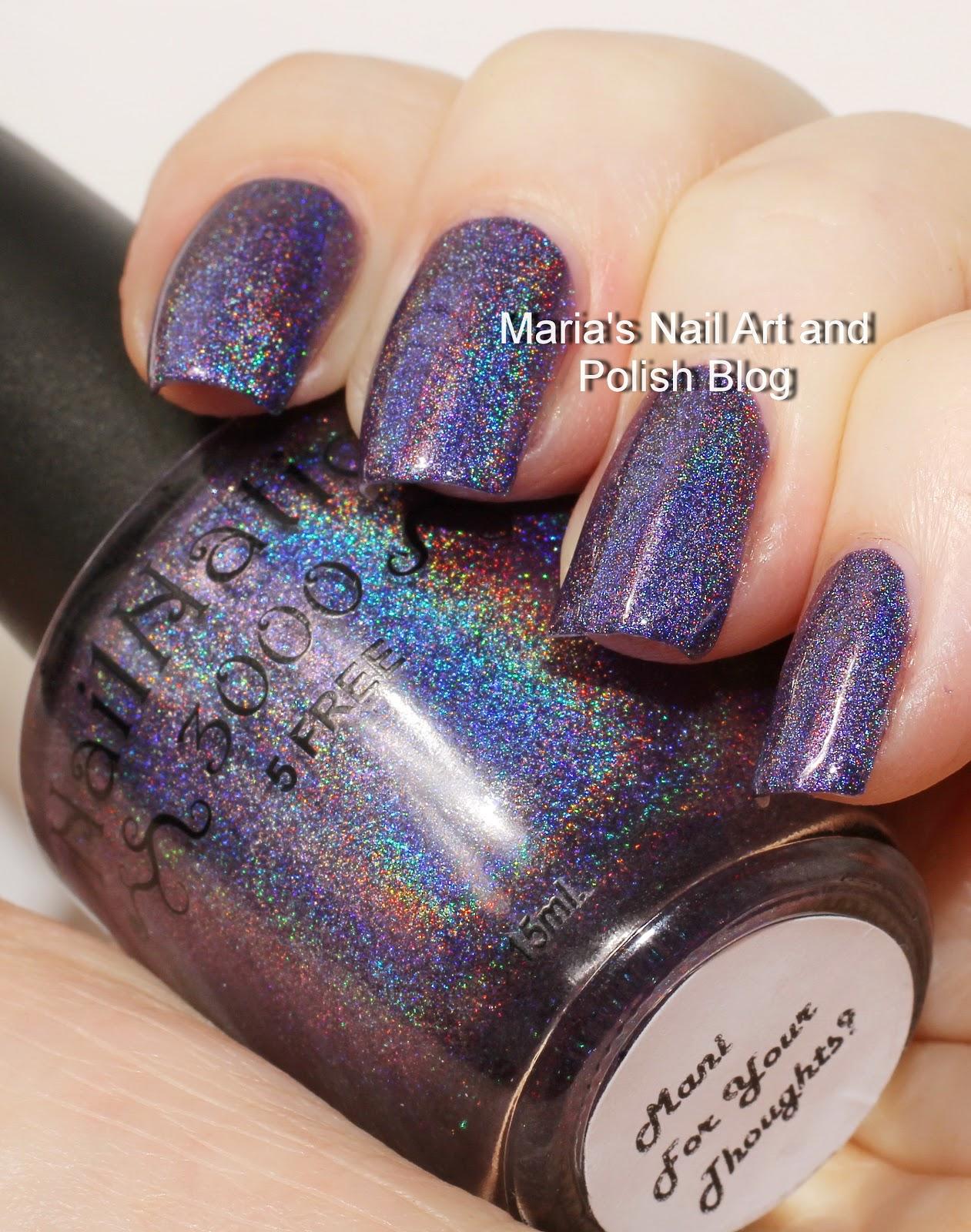 Marias Nail Art and Polish Blog: NailNation 3000 Mani For Your ...
